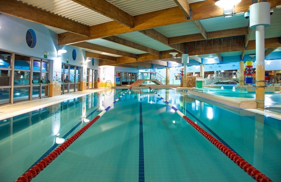 Спортивный бассейн, Аквапарк в Сопоте