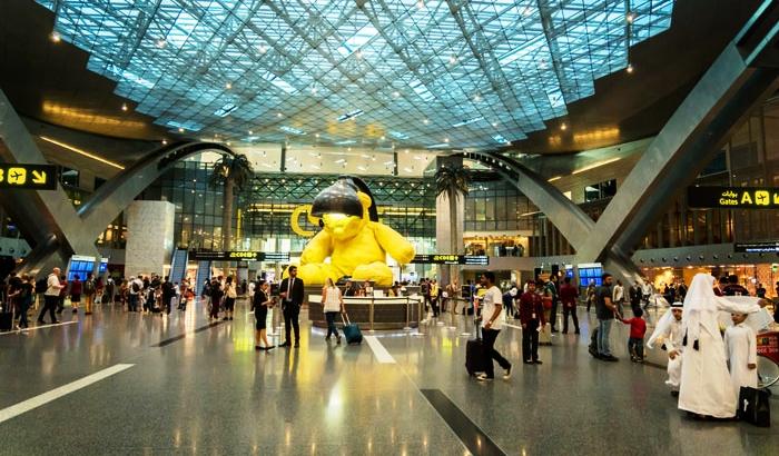 Аэропортоы пересадка в которых сплошное удовольствие Доха 1.jpg