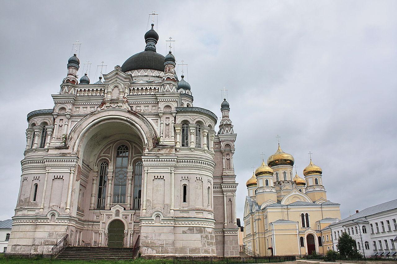 Казанский собор, Вышний Волочёк