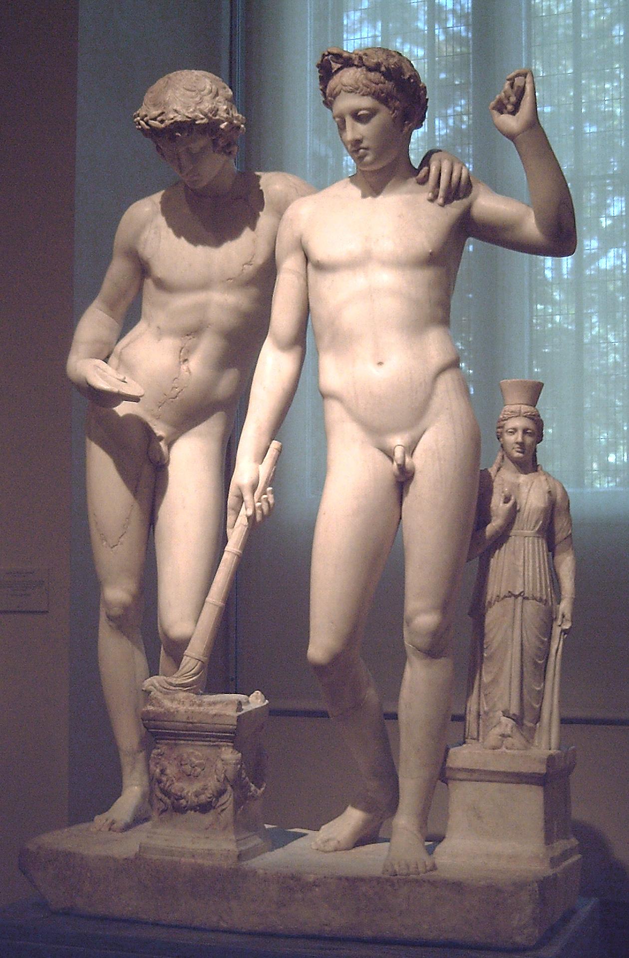 Музей Прадо, Жертвоприношение Ореста и Пилада