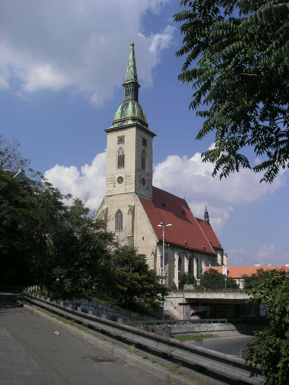 Собор Святого Мартина, Братислава