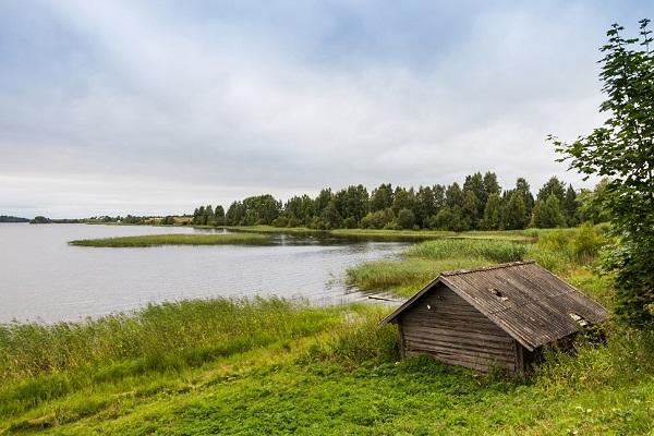 Ферапонтовское озеро, Парк Русский Север, Вологодская область