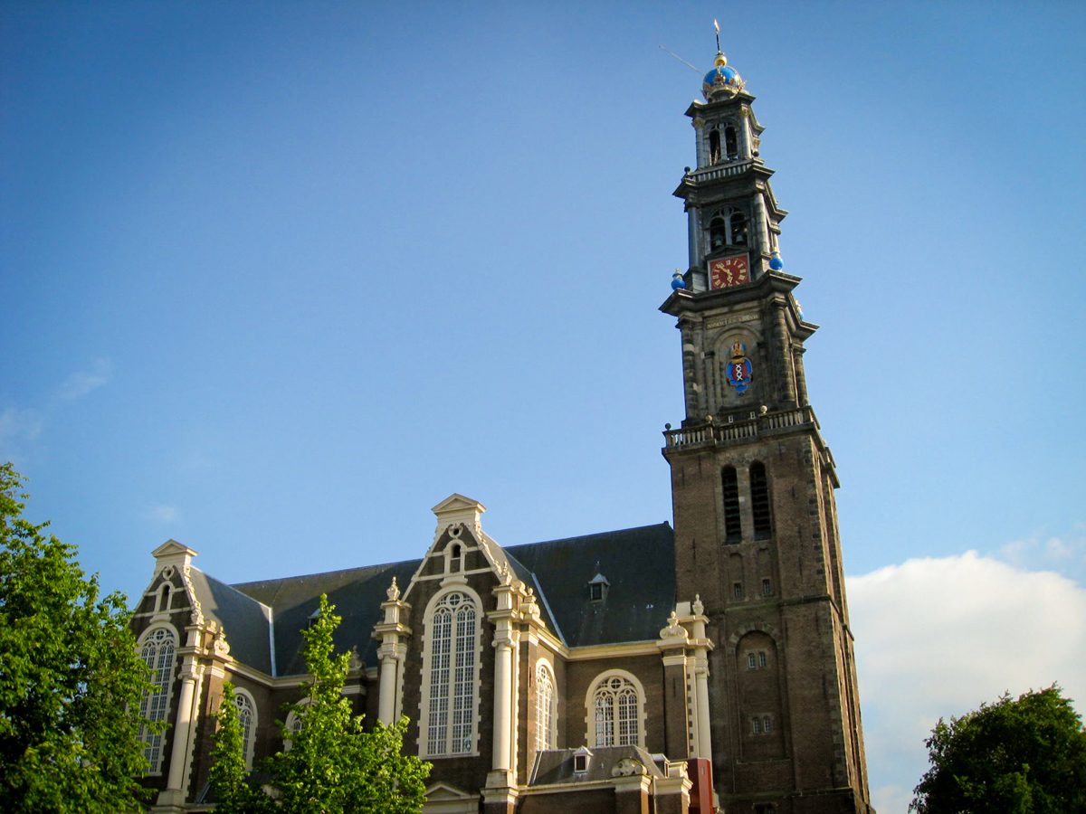Вестеркерк в Амстердаме