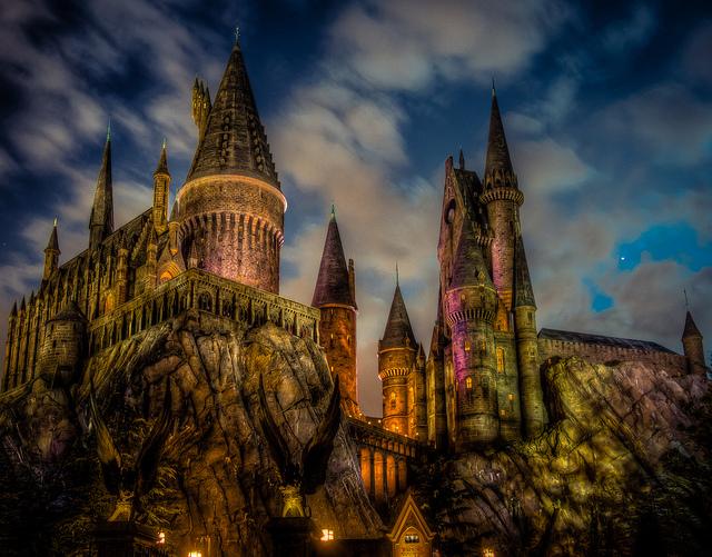 Мир Гарри Поттера в Орландо