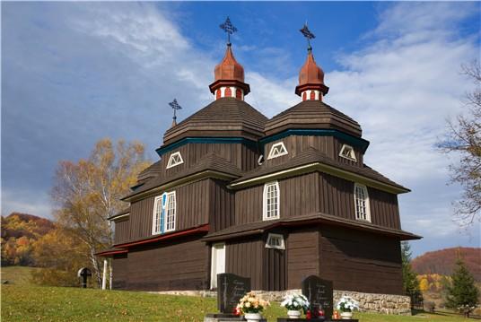 Деревянная церковь, Словакия