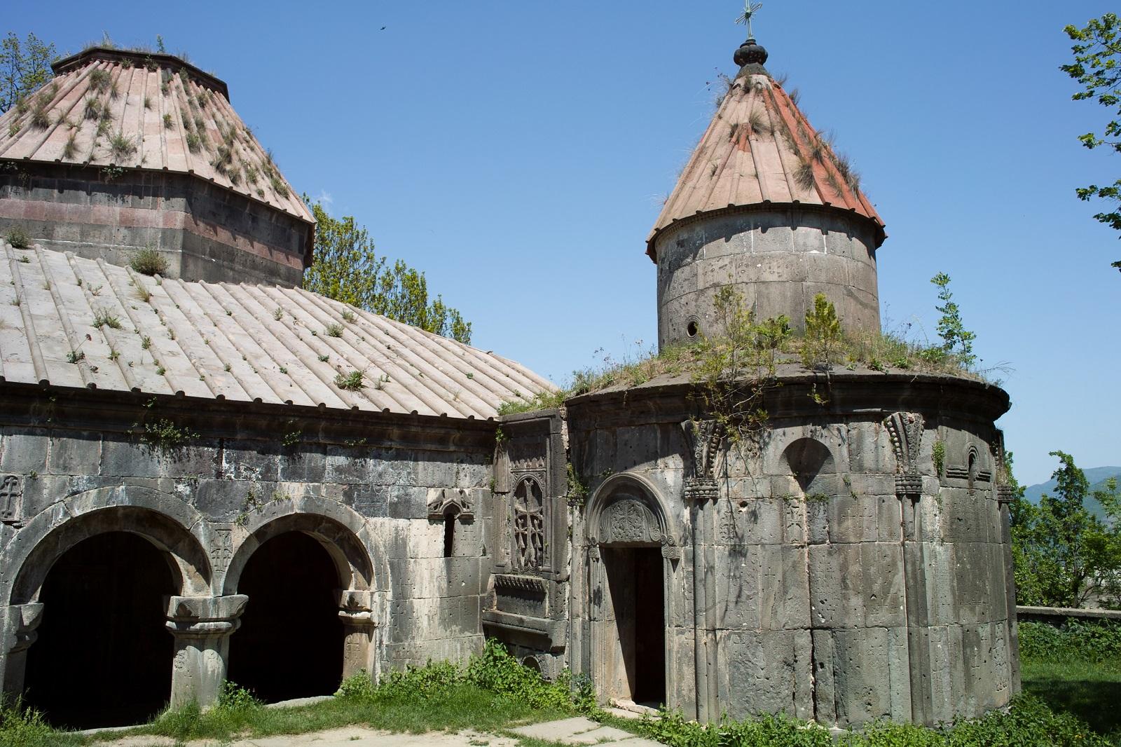 Монастырь Санаин, памятник армянской архитектуры