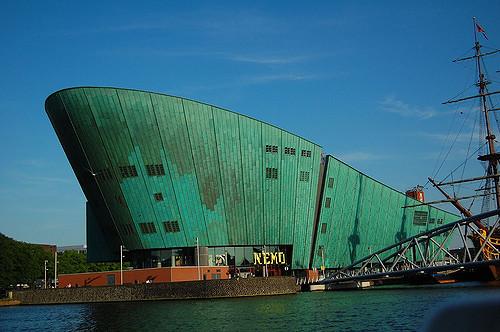 Музей NEMO, Амстердам