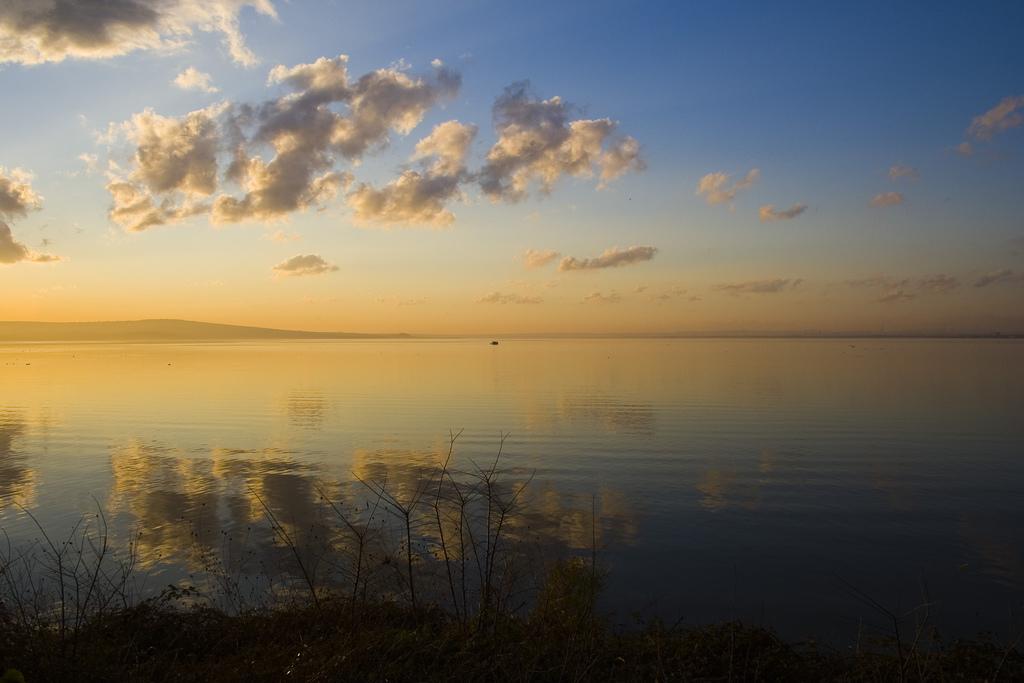 Озера Бургаса, Бургасское озеро