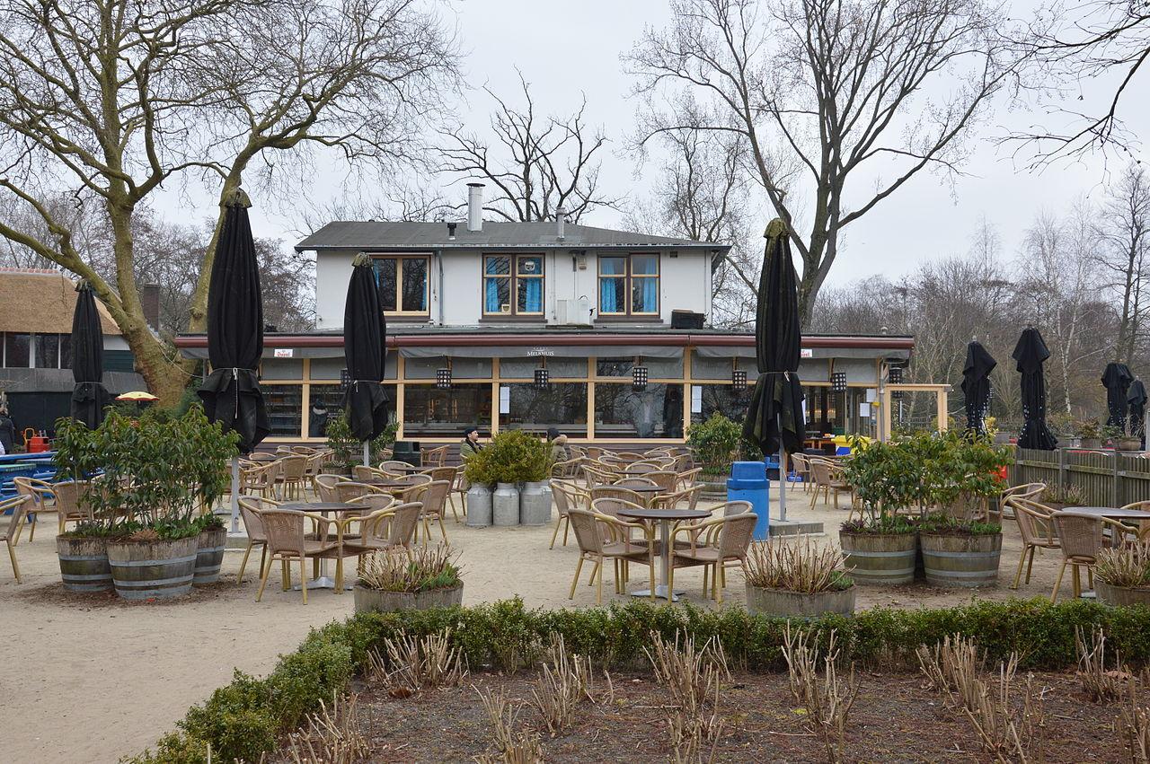 Парк Вондела, Молочный дом