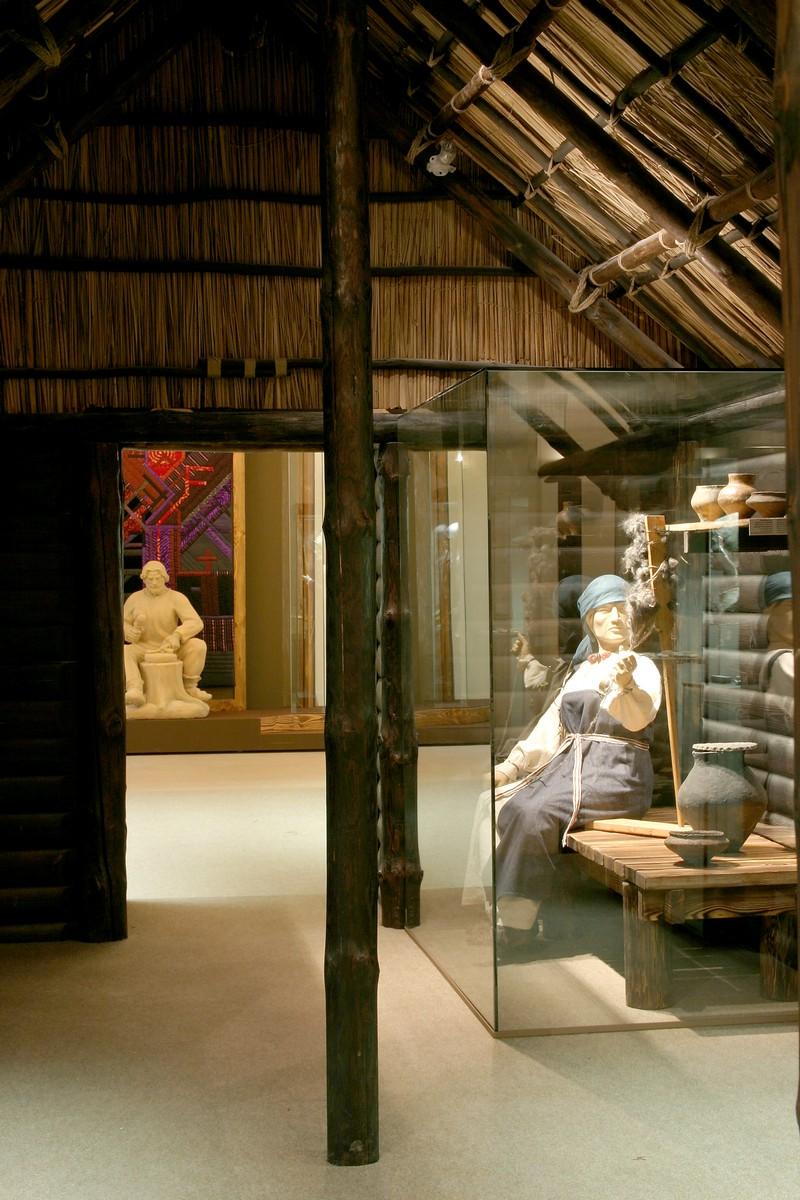 Национальный музей Республики Татарстан, быт казанских татар