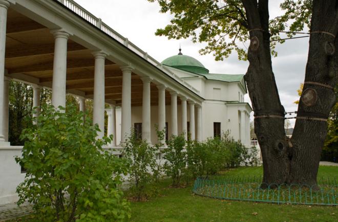 Усадьба Остафьево, Московская область