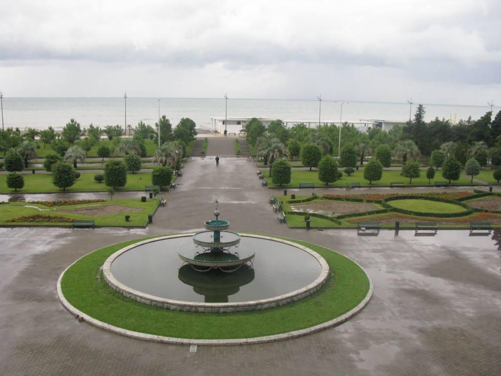 Батумский фонтан