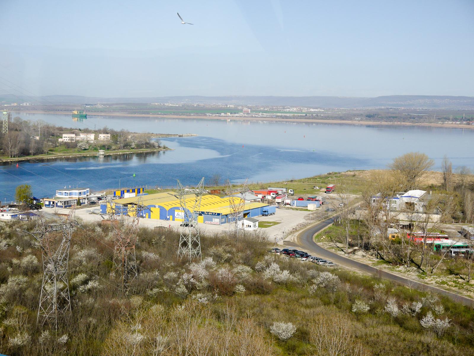 Варненское озеро, Болгария