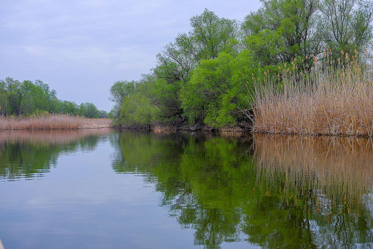 Volga Delta Astrakhan réserve