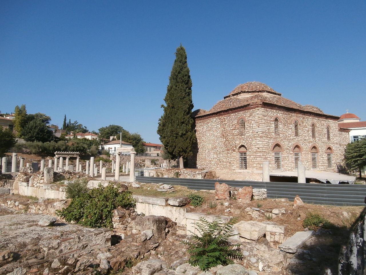 Плака, мечеть Фетхие