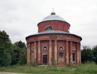Усадьбы Брынь в Калужской области