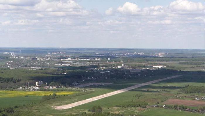 Близ Москвы появится новый международный аэропорт