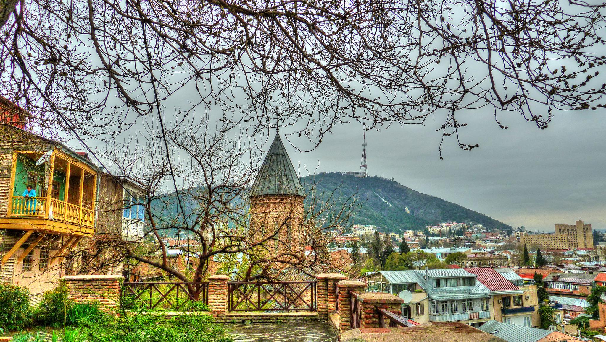Старый город, Тбилиси