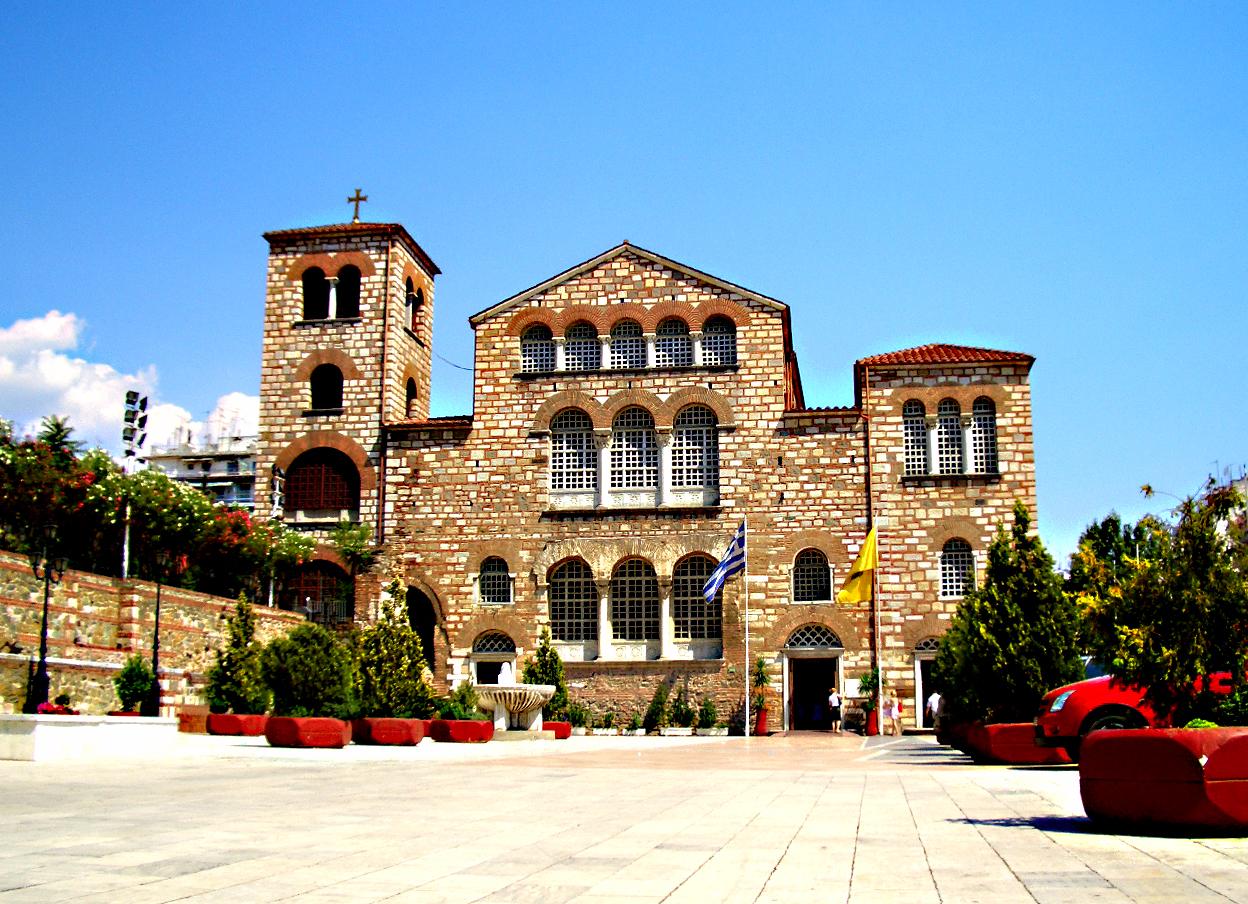 Церковь Св. Деметриоса