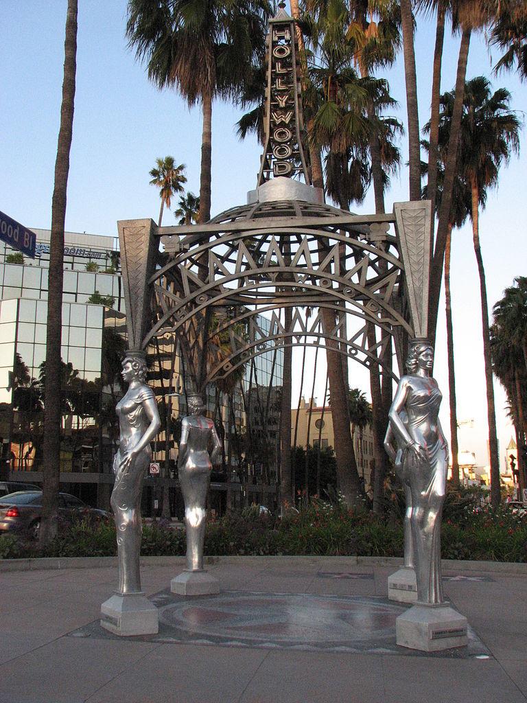 Четыре леди Голливуда