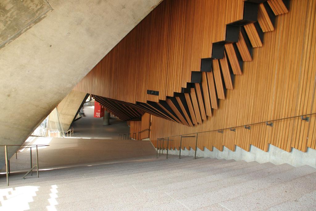 Внутри Сиднейского оперного театра, Сидней