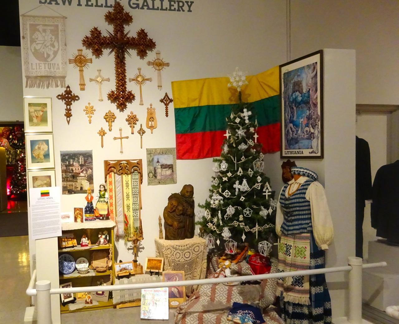 Национальный музей Литвы, предметы быта