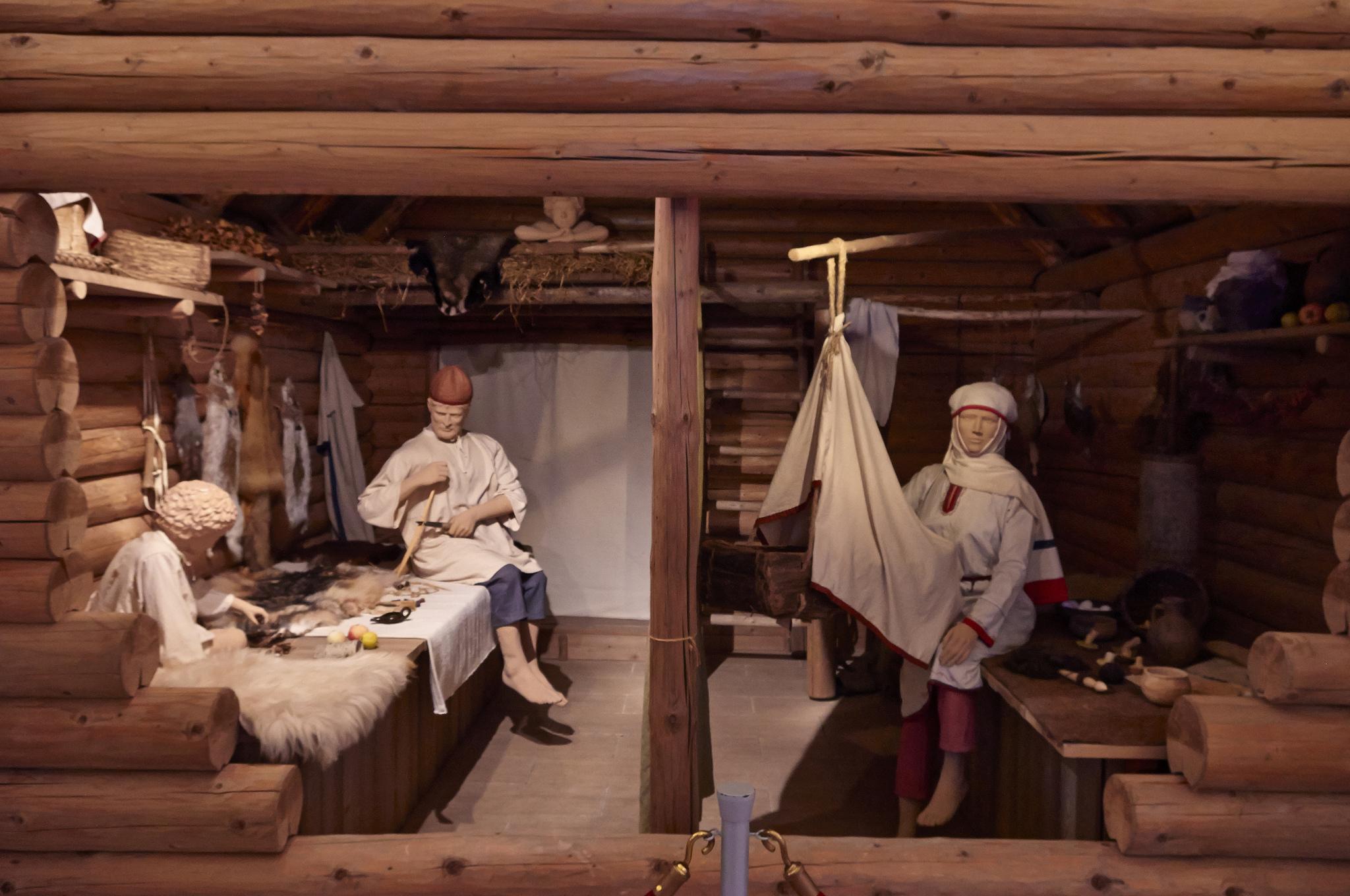 В Национальном музее Республики Татарстан, Казань