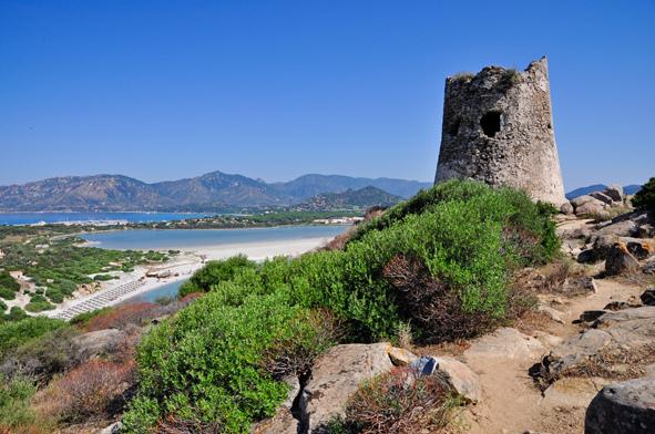 Горные массивы Сардинии