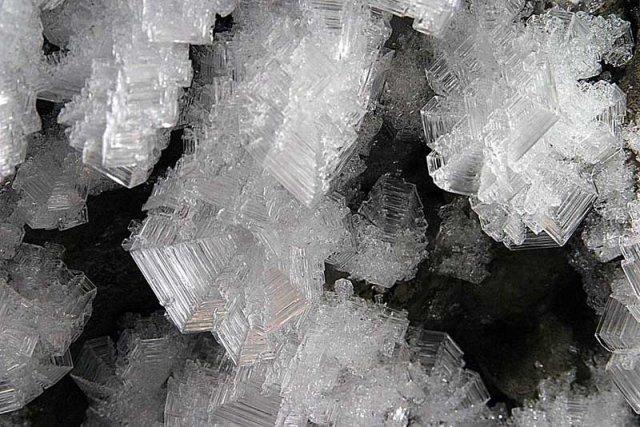 Парад кристаллов, Музей вечной мерзлоты в Игарке, Красноярский край
