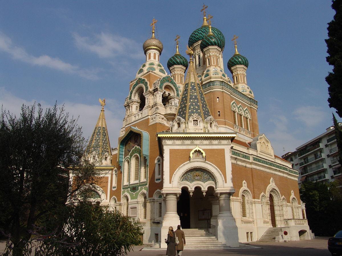 Собор Святого Николая в Ницце