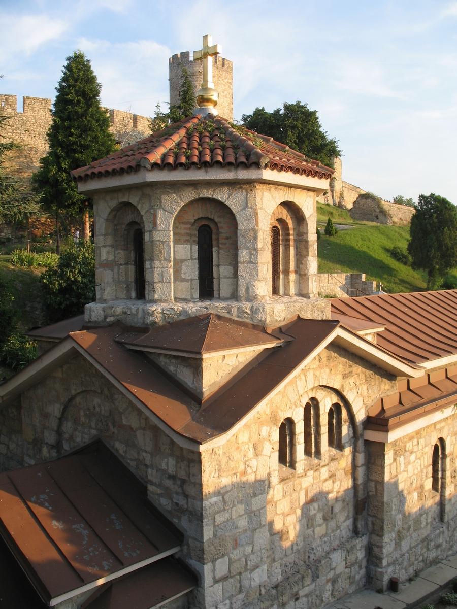 Белградская крепость, церковь Св Петки