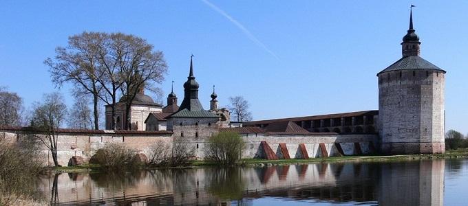 Кирилло-Белозерский монастырь, Парк Русский Север, Вологодская область