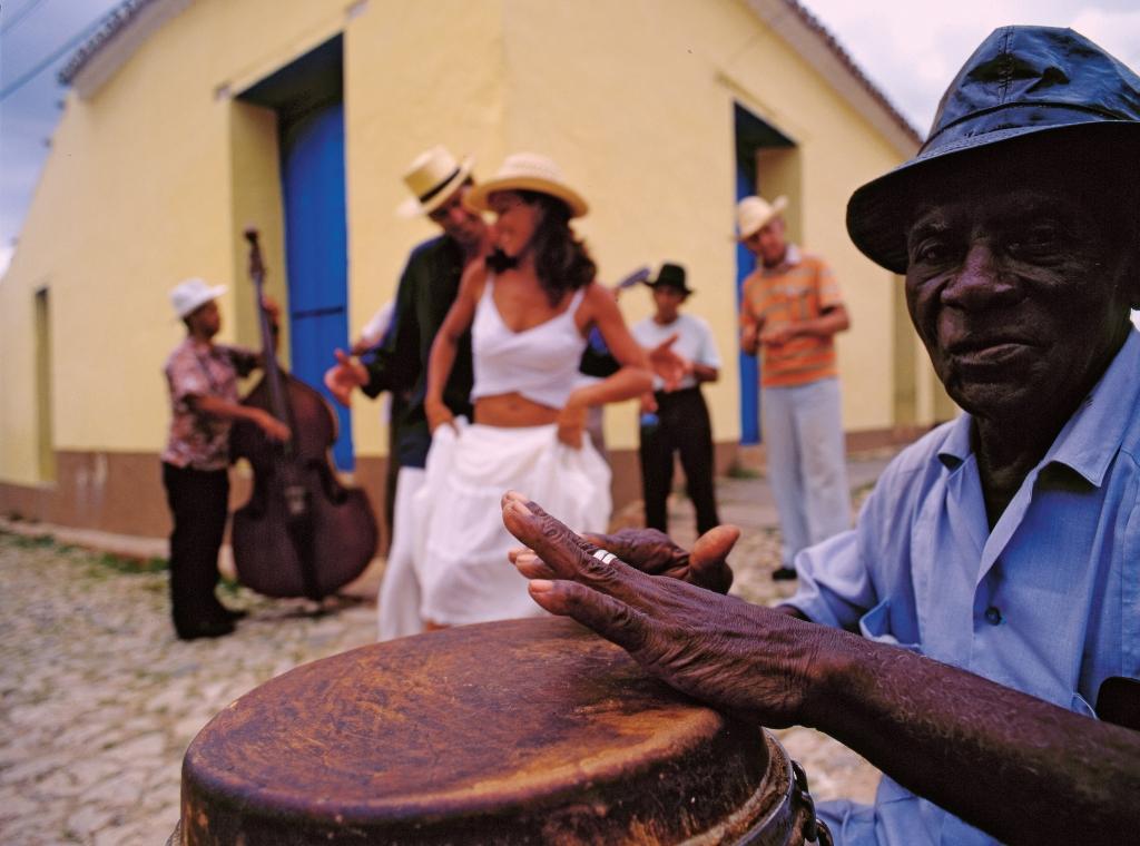 latino music essay