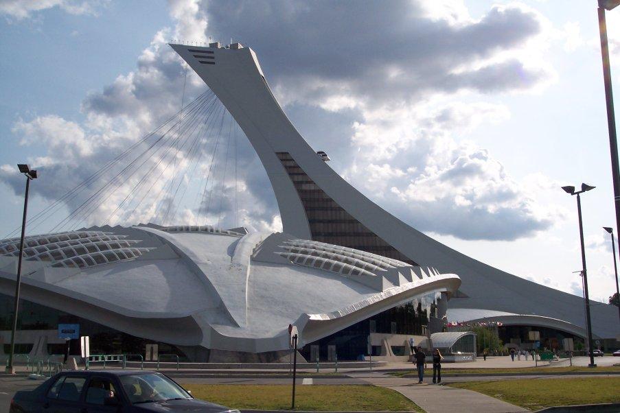 Олимпийский стадион Монреаля (Кинг Финал Арена)