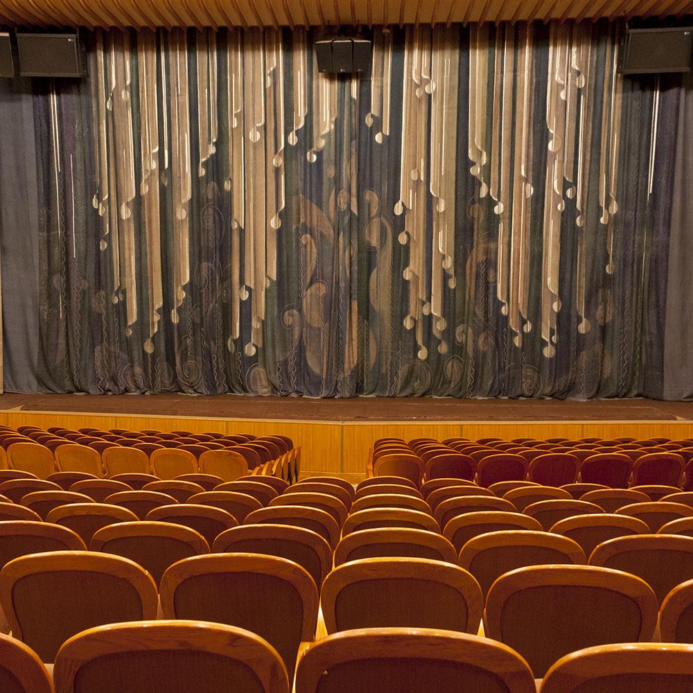 Театр им. Г. Камала в Казани, зрительный зал
