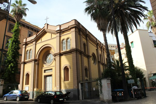 Церковь Санта-Марии