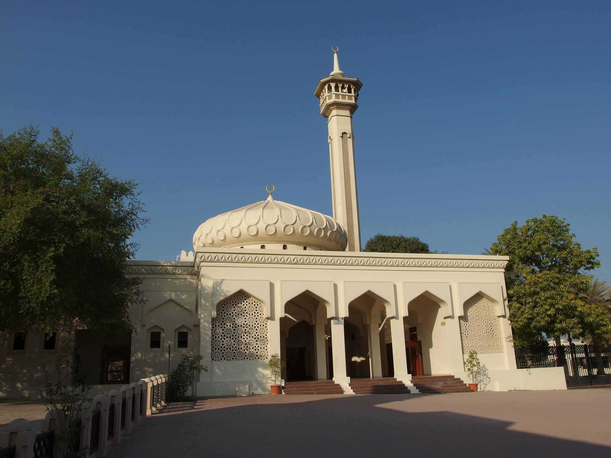 Бастакия, мечеть