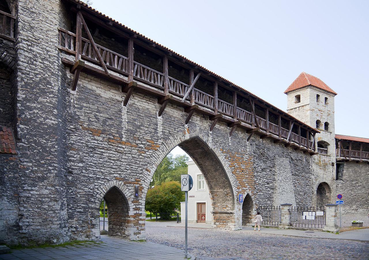 Ворота Клоостри ,Таллин