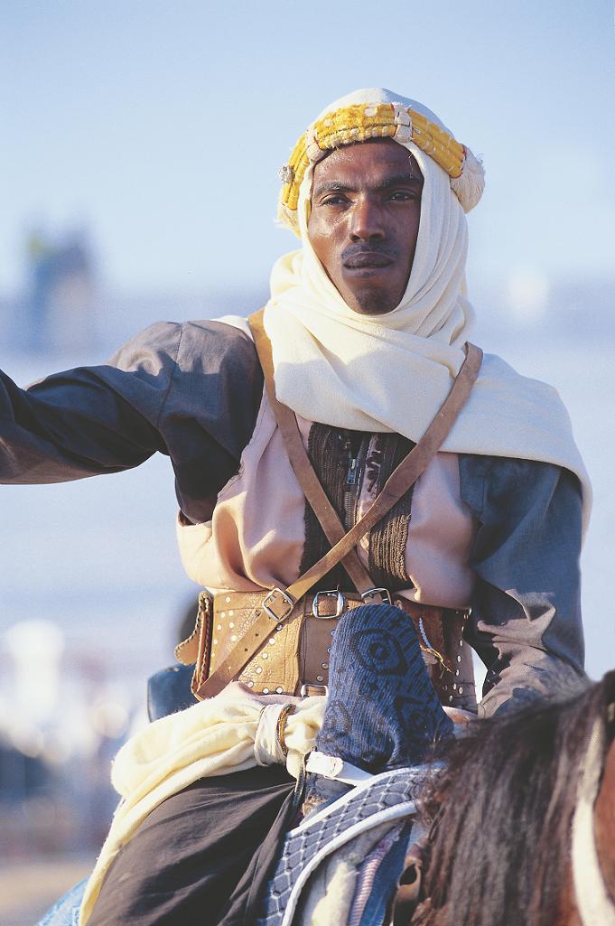 Лица Туниса