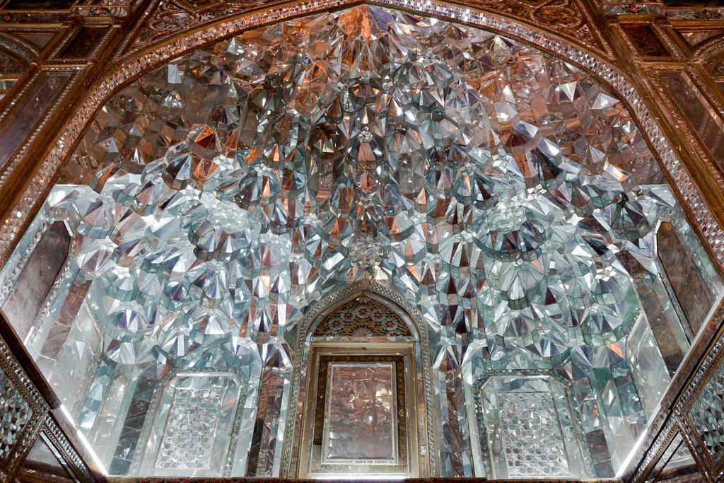 «Зеркальный Зал», дворец Голестан, Тегеран