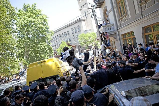 Protests in Tbilisi, Georgia, 2013-05-17.jpg