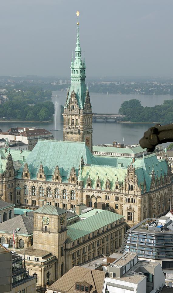 Архитектура Гамбурга, Германия.jpg