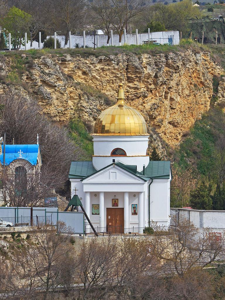 Балаклавский Свято-Георгиевский монастырь, Георгиевский храм