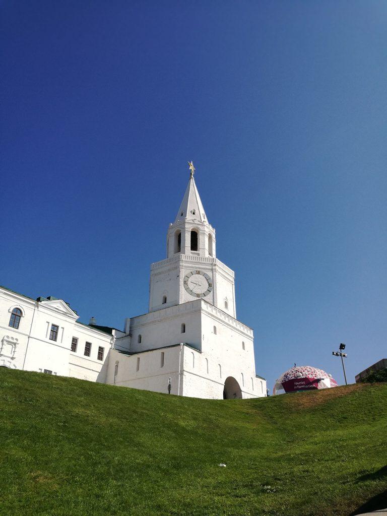 Спасская башня Казанского Кремля, Россия