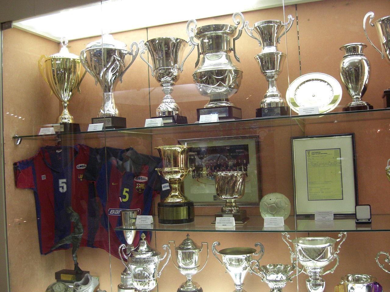 Стадион Барселоны, музей