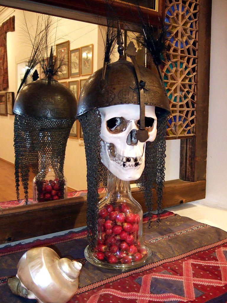 Музей Сергея Параджанова, предметы экспозиции