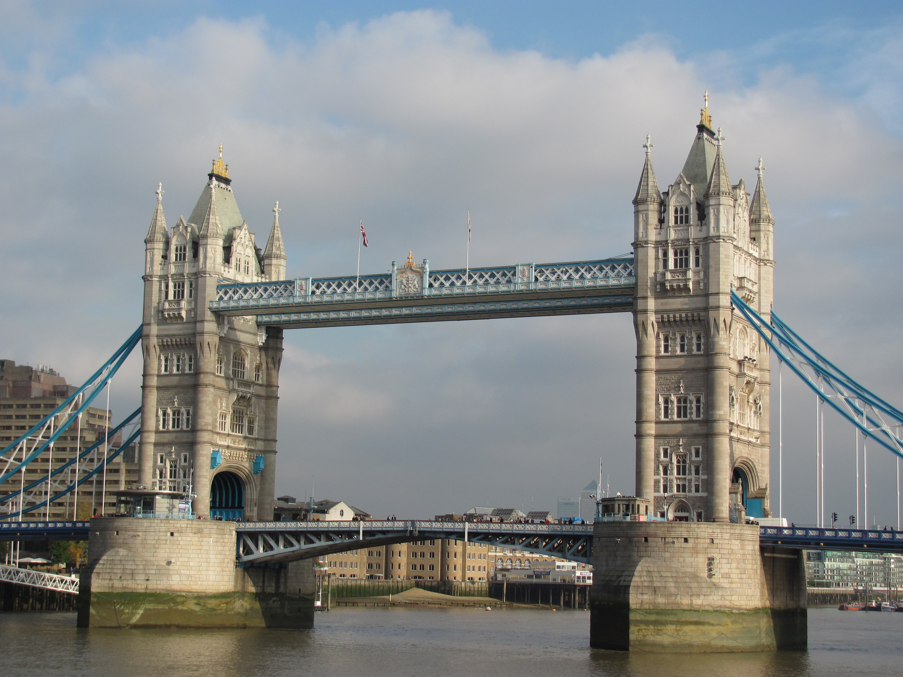 Достопримечательности лондона тауэрский мост доклад 9361