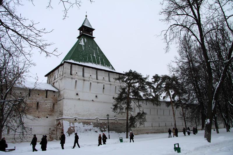 Троице-Сергиева лавра, Сергиев Посад, Россия