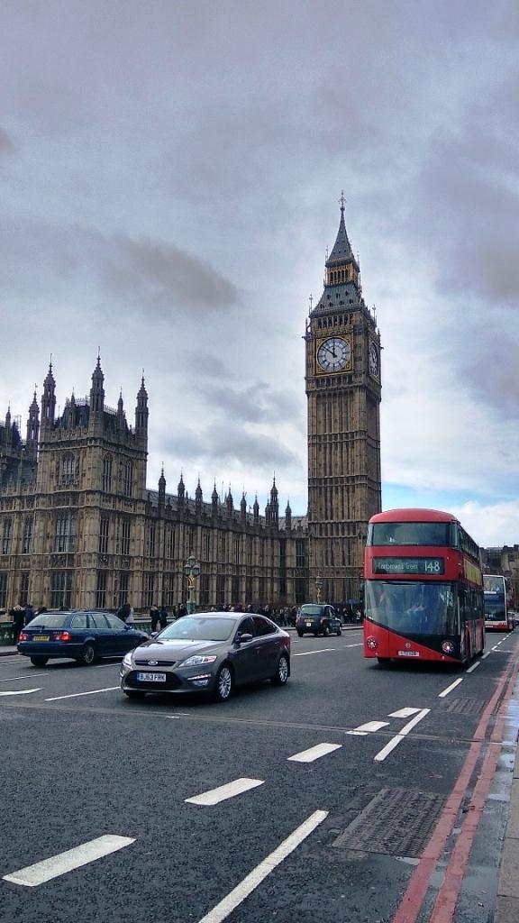 Главное достопримечательности Лондона