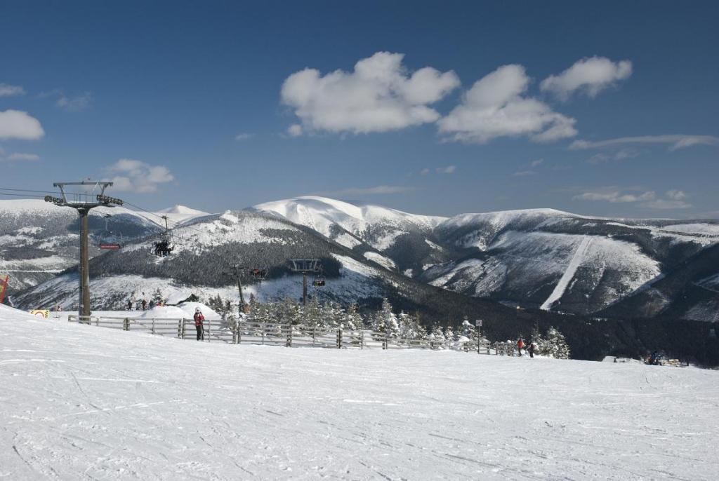 горнолыжные курорты чехии фото создается